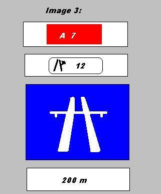 Rencontre sur autoroute a7