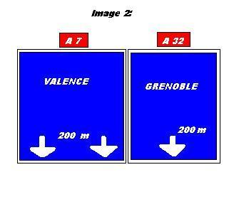 Si je veux me rendre à Grenoble je dois: