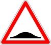 Ce panneau est implanté à combien de distance du danger hors agglomération?