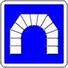 Dans un tunnel ou sur un pont: