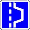 Dans un tunnel l'arrêt sur un emplacement d'arrêt d'urgence se fait en cas de: