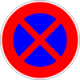Ce panneau interdit: