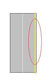 Si il y a sur le bord droit de la chaussée une ligne continue jaune alors: