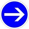 Si je dois tourner à droite: